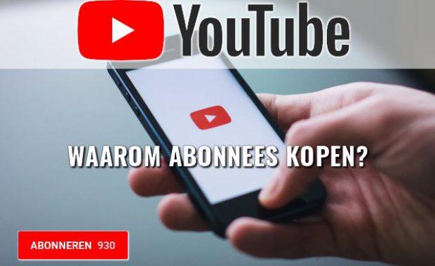 Waarom kopen mensen YouTube-abonnees?